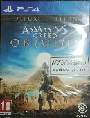 للبيع لعبه assassins creed origins deluxe edi