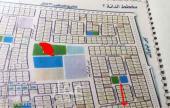 ارض للبيع في حي المبارك في ينبع