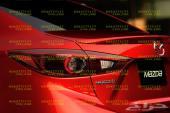 لأول مرة بالمملكة جناح مازدا 3 Mazda موديل 2015 - 2016 بسعر 300 ريال فقط
