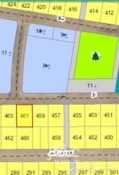 نص ارض للبيع بمخطط128أ العزيزيه الخبر 437 م