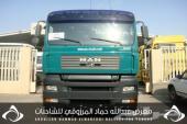 للبيع شاحنات مان الشاصي 436302موديل 2006
