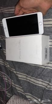 ايفون s6 بلس 128 جيجا للبيع