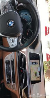 BMW 740Li عداد 19 الف ناغي
