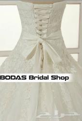 فستان زفاف 2015 ( جديد )
