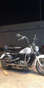 دباب هوندا شادو 1100 للبيع