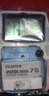 كاميرا INSTAX MINI 7s الفورية للبيع