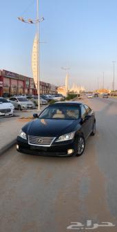 لكزس es سعودي رادار السوم 34
