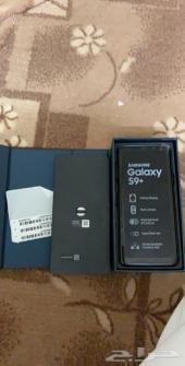 جالكسي (جديد)S9 بلس. 128قيقا تيتانيوم رمادي