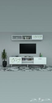 طاولات تلفزيون جديدة والشحن مجاني