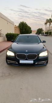 BMW 730Li - موديل 2014 - (مخزن - تحت الضمان)