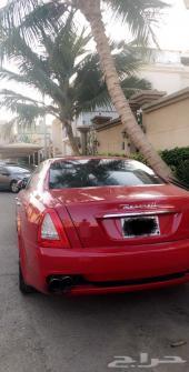 للبيع مازارتي 2009 احمر
