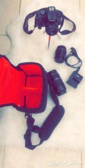 كاميرا Canon D1100 احترافية للبيع