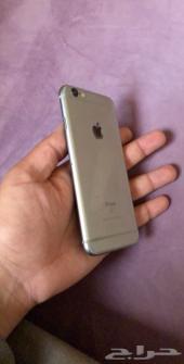 ايفون 6s نظيف جدا