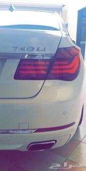 للبيع BMW 740 الناغي 2013 نظيفة جدا