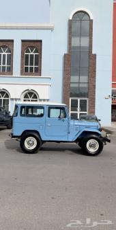 FJ40 restored جيب ربع مجدد كامل 1982
