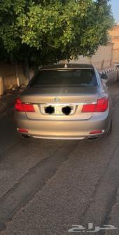 بي ام دبليو 730 2012