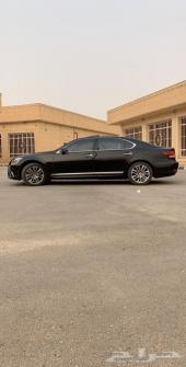 لكزس LS460L موديل 2015 سعودي