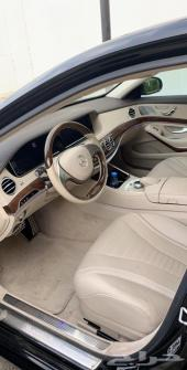 مرسيدس S400 2014