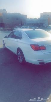 BMW 2012 نظيف فل كامل 760