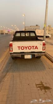 هايلكس موديل 2012 GLX سعودي