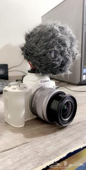 كاميرا كانون m50 canon