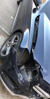 مرسيدس مصدوم Mercedes C200 2018
