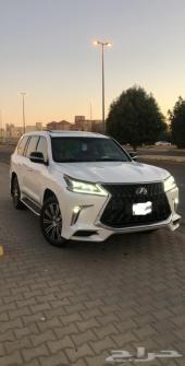 جيب لكزس 2018 سعودي
