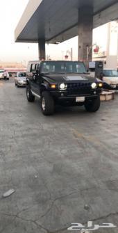 للبيع همر H2 2007 سعودي