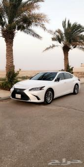 سيارة لكزس ES 2019 BD للبيع