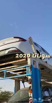 سيارات مصدوم من 2017 الى 2020