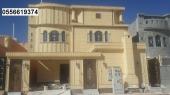 للبيع فيلا درج صاله و2شقه375م غرب الرياض مخطط السحاب