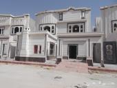فيلا درج صالة وشقتين مساحة 405 م بموقع متميز بحي نمار غرب الرياض