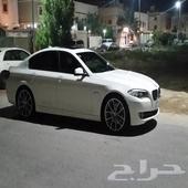 الفئه الخامسه BMW 535 2013 تيربو 6 سلندر