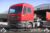 للبيع شاحنات مان الشاصي096389موديل 2007