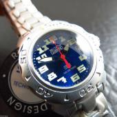 ساعة سيكتور SECTOR الرياضية مصنوعة من الألومنيوم مقاومة للماء لغاية 100 متر تصميم أيطالي محرك ياباني