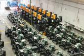 مولدات كهربائية جديدة للبيع ماركة بيركنز (PERKINS)  وكمنز (CUMMINS) انجليزية.