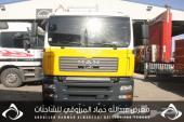 لبيع شاحنات مان الشاصي500439موديل 2008