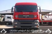 للبيع شاحنات مان الشاصي093186موديل 2007