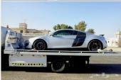 سطحة للنقل السيارات من الإمارات إلى السعودية ومن السعودية إلى الإمارات وجميع دول الخليج وبالعكس