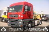 لبيع شاحنات مان الشاصي480911موديل 2007