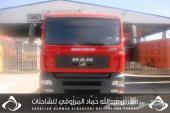 لبيع شاحنات مان الشاصي445994موديل 2006