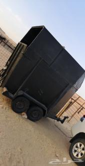 عربة نقل خيل راسين