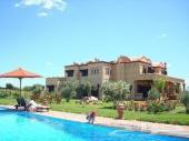 قصر فخم للبيع في  المغرب مراكش