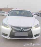 لكزس LS 460 موديل 2015 سعودى