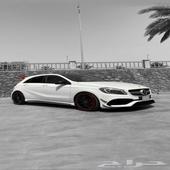 Mercedes A45 Edition 1