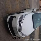 كورولا 2017 ((تم البيع))