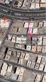 ارض للبيع في حي بطحاء قريش في مكه