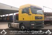 لبيع شاحنات مان الشاصي088726موديل 2007