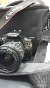 كاميرا كانون 1100D EOS مع عدسة 55-18