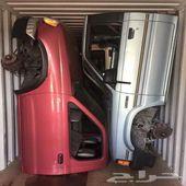شحن قطع غيار السيارات إلى مصر